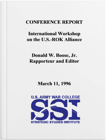 Conference Report: International Workshop on the U.S.-ROK Alliance