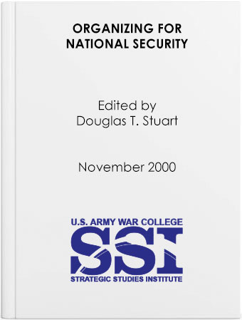 Organizing for National Security