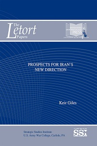 Prospects for Iran's New Direction