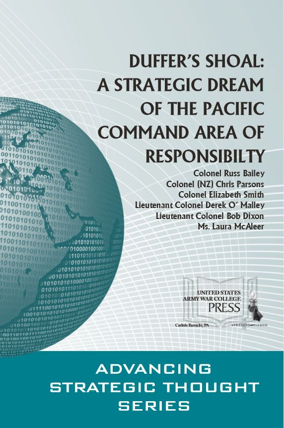 Duffer's Shoal: A Strategic Dream of the Pacific Command Area of Responsibility