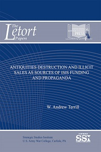 Antiquities Destruction and Illicit Sales as Sources of ISIS Funding and Propaganda