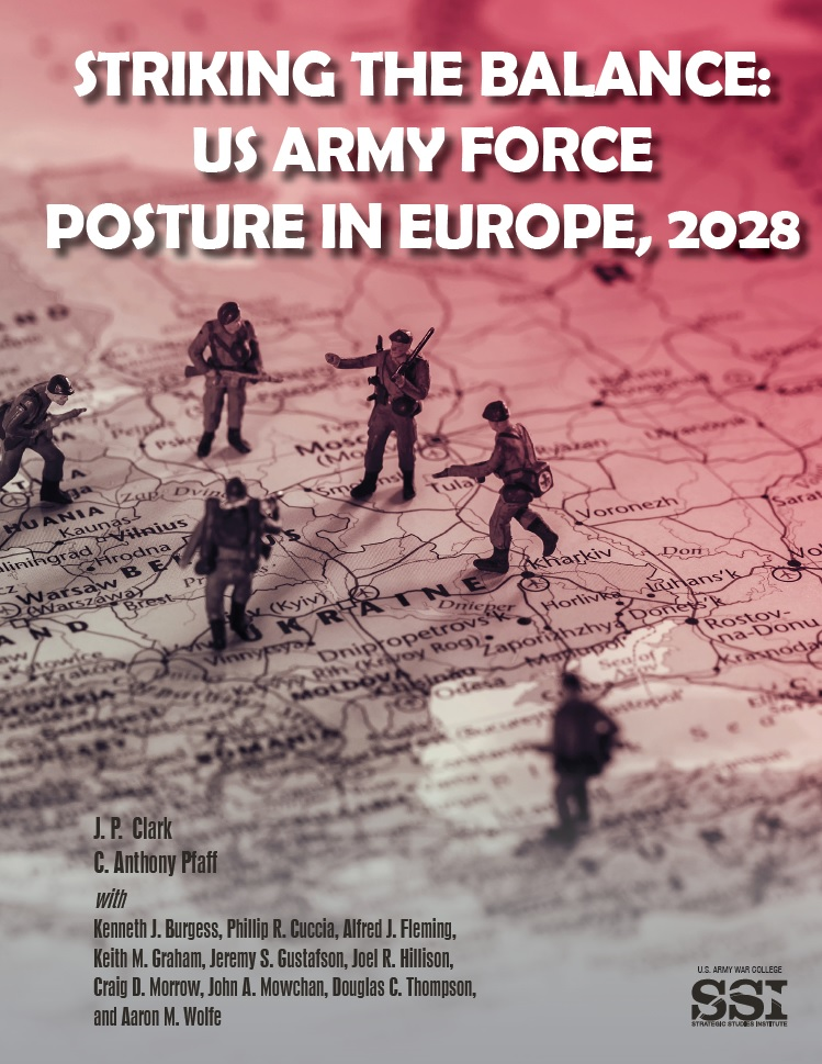 Striking the Balance: US Army Force Posture in Europe, 2028—A Study Sponsored by the Office of the Secretary of the Army