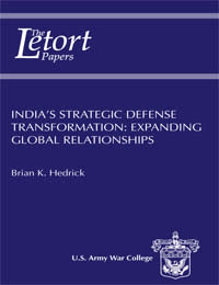 India's Strategic Defense Transformation: Expanding Global Relationships